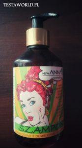 Szampon firmy New Anna Cosmetics
